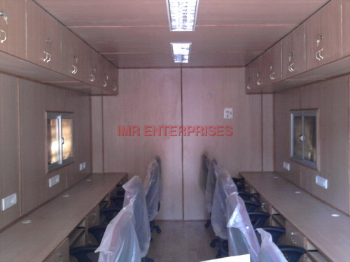 New 40 feet Container Fabrication 1