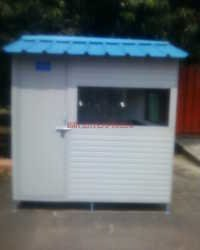 Sintex security cabin and partition