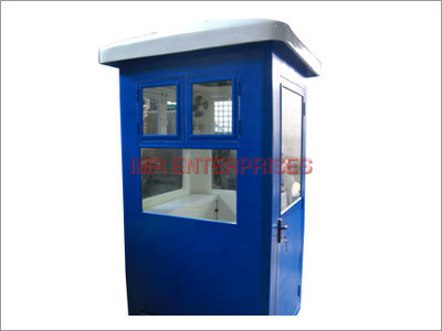 FRB Moulded Security Cabin