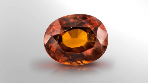 Hesonite Garnet (Gomed)