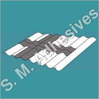 Sheet Overlaps Section Waterproofing System