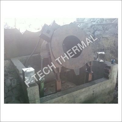 Crucible Hydraulic Tilting Furnace