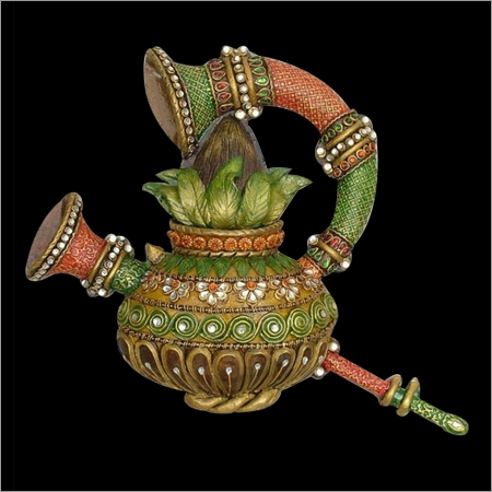 Wall hanging- Kalash-Shehnai