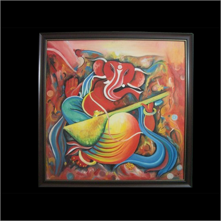Modern Art Oil Painting