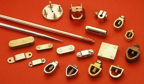 Brass Electrical Accessories, Electrical Parts