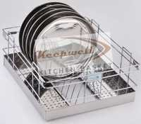 Perforated Kitchen Basket