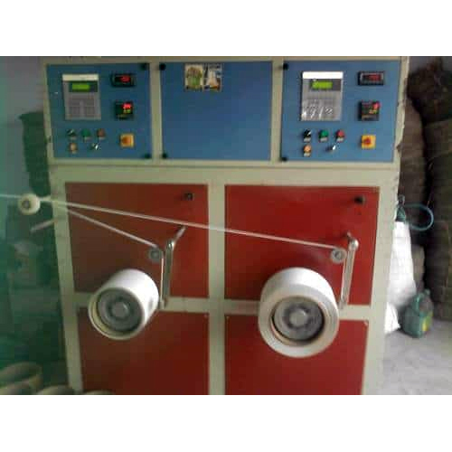 Programming Fully Automatic Winding Machine