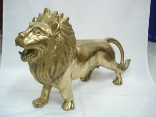 BRASS LION