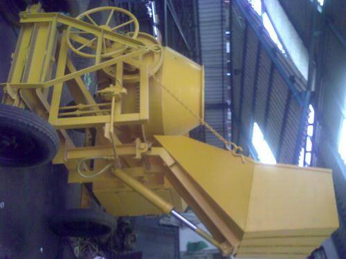 Concrete Mixture Machine