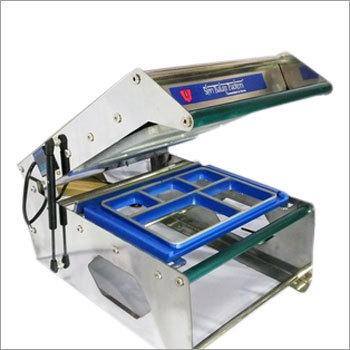 5 Cavity Meal Tray Sealing Machine