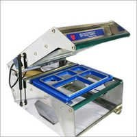 5 Cavity Meal Tray Sealing Machine