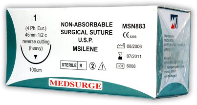 Non Absorbable Sutures
