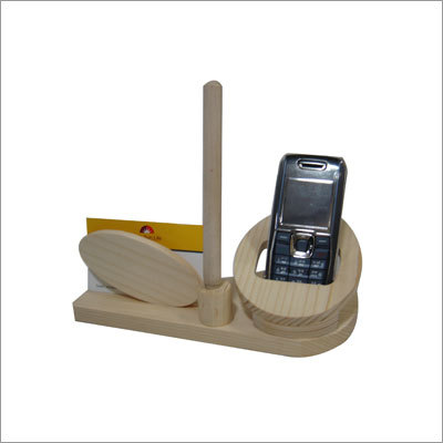 Wooden Decoratives Mobile Stands