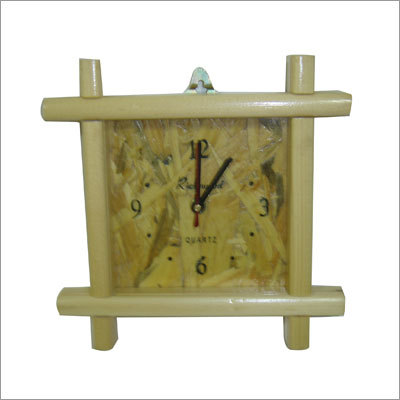 Wooden Hanging Clocks