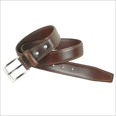 Soild Leather Belt