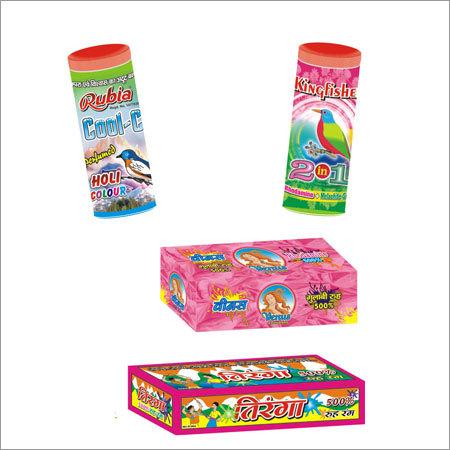 Holi  Perfumed Colour