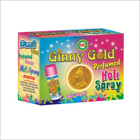 Holi Colour Spray