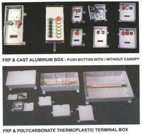 Cast Aluminium Boxes