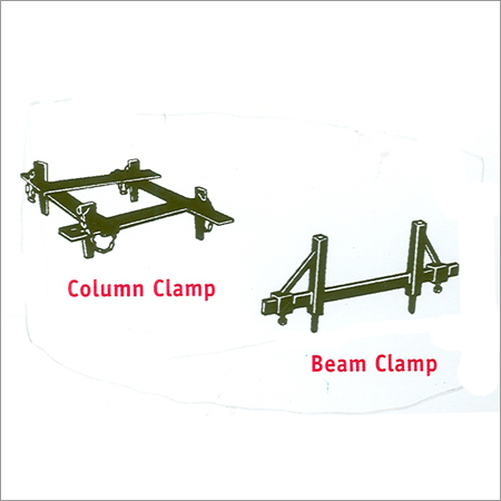Column Clamp & Beam Clamp