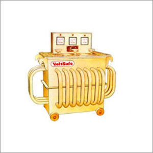 Manual Voltage Stabilizers