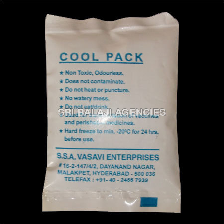 Reusable Ice Packs