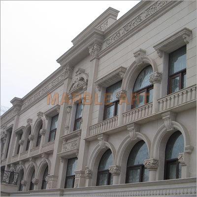 western look building