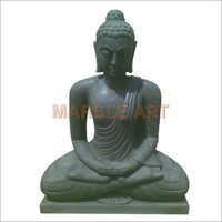 Stone Antique Finish Budha