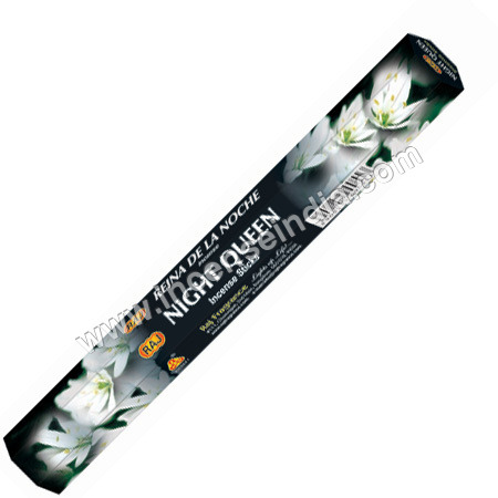 Floral Incense Sticks (Night Queen)