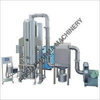 Fluid Bed Equipment