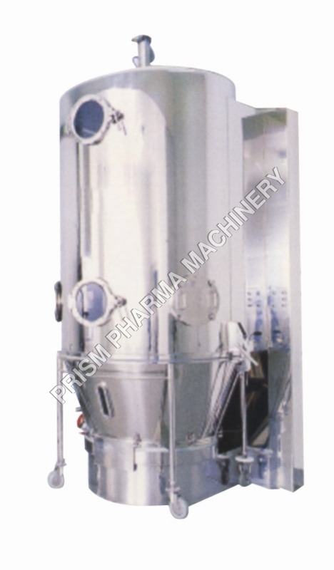Fluid Bed Top Spray System
