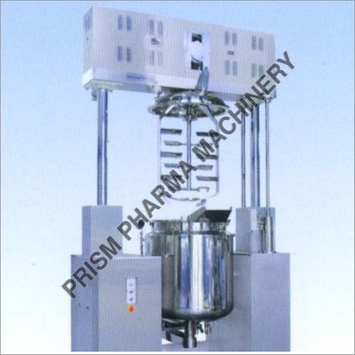 Ultra Vacuum Homogenizer Mixer