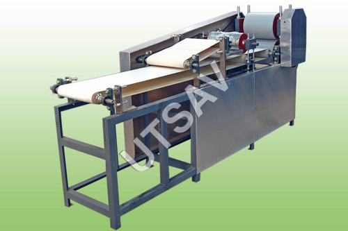 Semi Auto Papad Maker Machine
