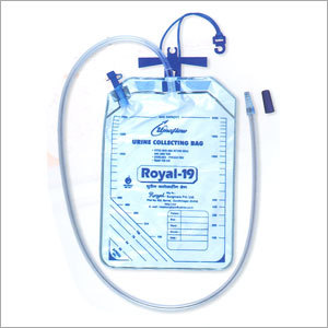 Urine Collecting Bag (Royal 19)