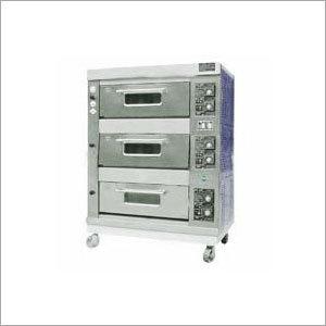 Baking Oven (Three Deck oven)