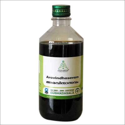 Aravindasavam Syrup