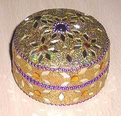 Decorative Pill Boxes