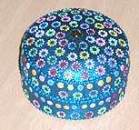 Embroidery Pill Boxes