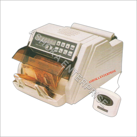 Denomination Counting Machine