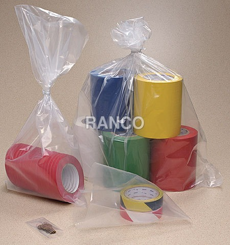 Flat Poly Bags
