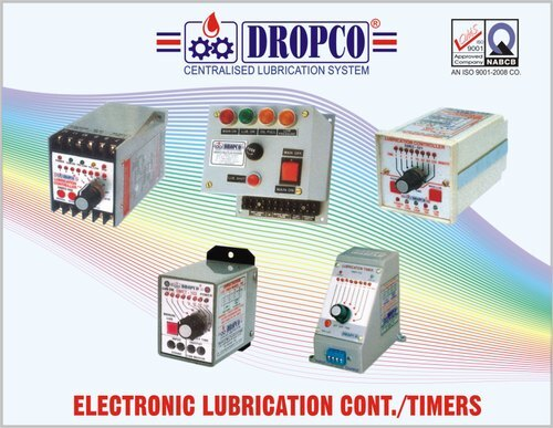 Electronic Lubrication Controller