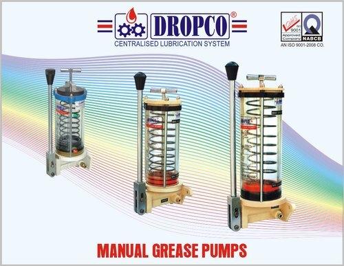 Manual Grease Pump