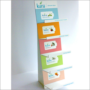 Customized Display Stands