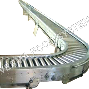 Angular Roller Conveyor