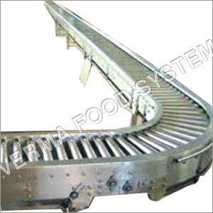 Angular Roller Conveyor