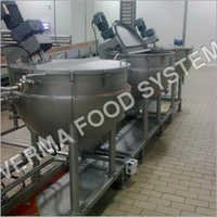 Slurry Mixer Pot