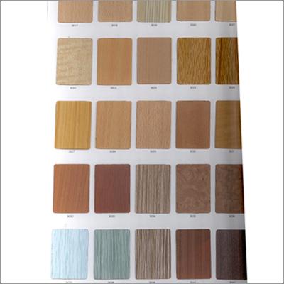 Wood Grain Laminate Sheet