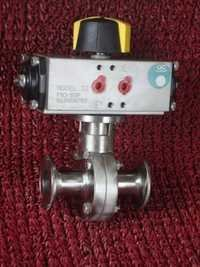 Automated Food Grade Valve