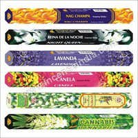 Floral Incense Square Boxes & Packs
