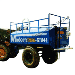 Two Wheel Water Tanker Trailer