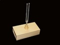 TUNING FORK ON RESONANCE  BOX